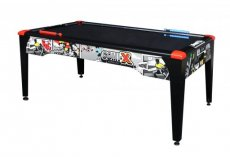 Airhockey Home 6ft Black Airhockey Home 6ft Black